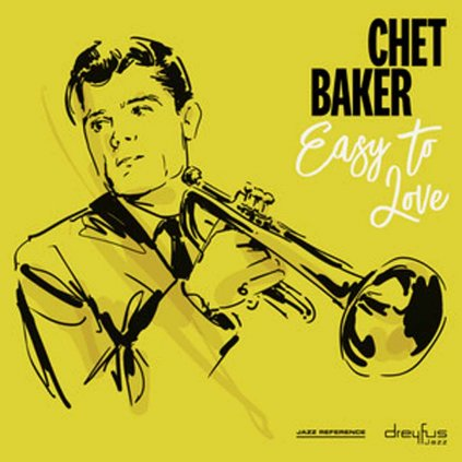 VINYLO.SK | BAKER, CHET ♫ EASY TO LOVE [CD] 4050538476606