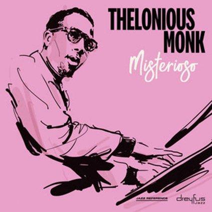 VINYLO.SK | MONK, THELONIOUS ♫ MISTERIOSO [CD] 4050538476651