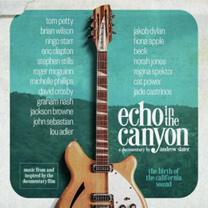 VINYLO.SK | OST ♫ ECHO IN THE CANYON (ORIGINAL MOTION PICTURE SOUNDTRACK) [LP] 4050538493962