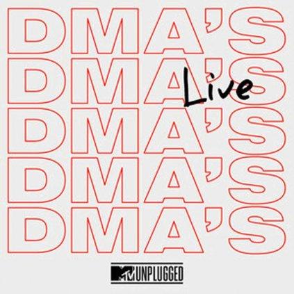 VINYLO.SK   DMA'S ♫ MTV UNPLUGGED LIVE [CD] 4050538494815