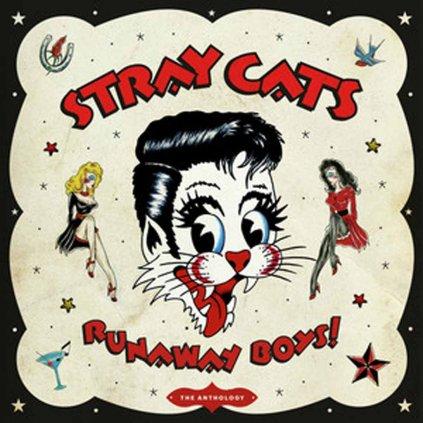 VINYLO.SK | STRAY CATS ♫ RUNAWAY BOYS [4LP] 4050538497663