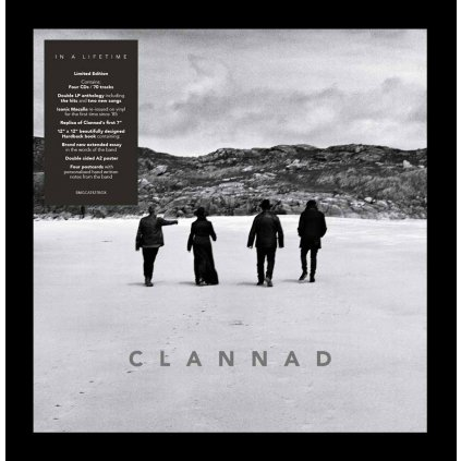 VINYLO.SK   CLANNAD ♫ IN A LIFETIME [3LP+4CD+SP7inch] 4050538545500