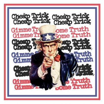 VINYLO.SK | CHEAP TRICK ♫ GIMME SOME TRUTH / RSD [LP] 4050538545791