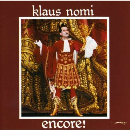 VINYLO.SK | NOMI, KLAUS - ENCORE [CD]