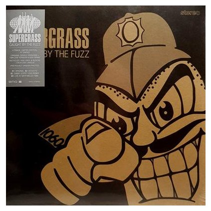 VINYLO.SK   SUPERGRASS ♫ CAUGHT BY THE FUZZ / RSD [LP10inch] 4050538556957