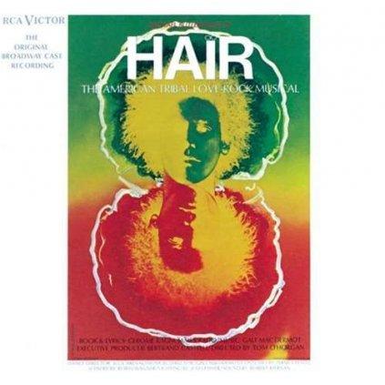 VINYLO.SK | MUSICAL - HAIR - THE AMERICAN TRIBAL LOVE-ROCK MUSICAL (THE ORIGINAL BROADWAY CAST RECORDING) [CD]
