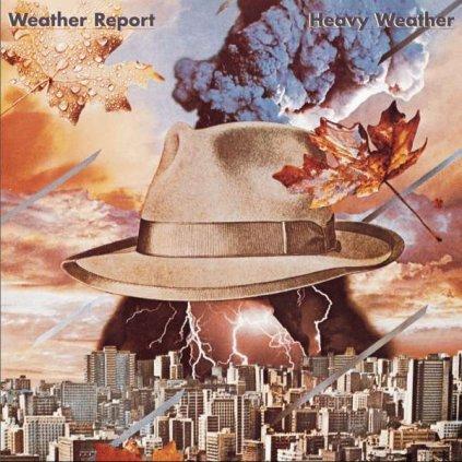 VINYLO.SK | WEATHER REPORT - HEAVY WEATHER [CD]