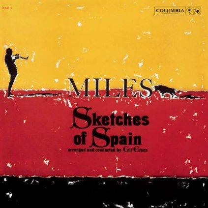 VINYLO.SK   DAVIS, MILES - SKETCHES OF SPAIN [CD]