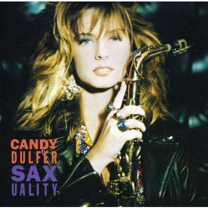 VINYLO.SK | DULFER, CANDY - SAXUALITY [CD]