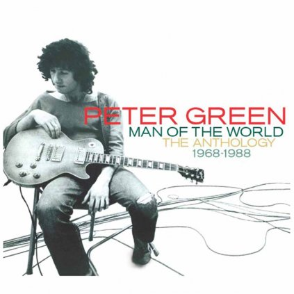 VINYLO.SK | GREEN, PETER ♫ MAN OF THE WORLD: THE ANTHOLOGY 1968 - 1988 [2CD] 5050749201423