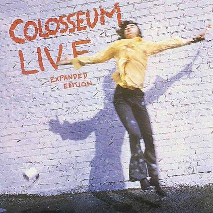 VINYLO.SK | COLOSSEUM ♫ LIVE [CD] 5050749211828