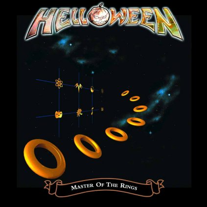 VINYLO.SK | HELLOWEEN ♫ MASTER OF THE RINGS [2CD] 5050749413130