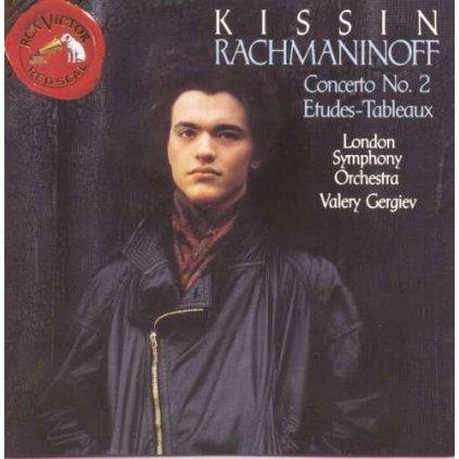 VINYLO.SK | RACHMANINOV, S. - KLAVIERKONZERT NR. 2 [CD]