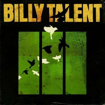 VINYLO.SK | TALENT, BILLY ♫ BILLY TALENT III [CD] 5051865451723