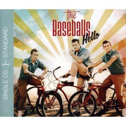 VINYLO.SK | BASEBALLS, THE ♫ HELLO (2TRACK) [CD Single] 5052498582228