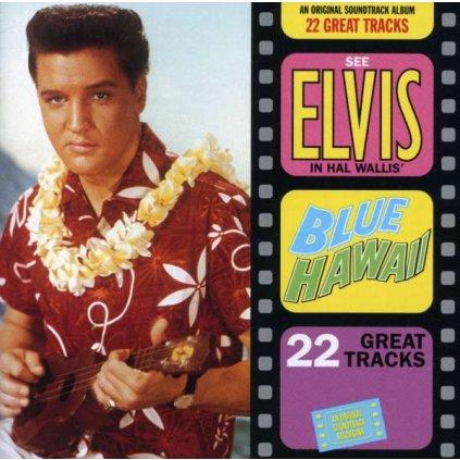 VINYLO.SK | PRESLEY, ELVIS - BLUE HAWAII -OST- [CD]