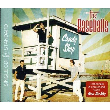 VINYLO.SK | BASEBALLS, THE ♫ CANDY SHOP (2TRACK) [CD Single] 5052498691722