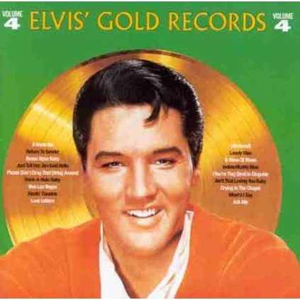 VINYLO.SK | PRESLEY, ELVIS - ELVIS GOLDEN RECORDS 4 [CD]