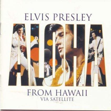 VINYLO.SK | PRESLEY, ELVIS - ALOHA FROM HAWAII VIA SATELLITE / Anniversary [CD]
