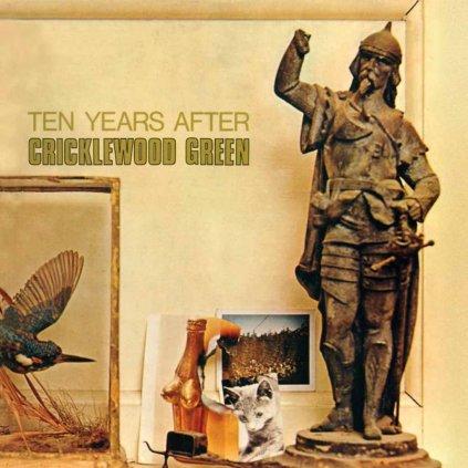 VINYLO.SK | TEN YEARS AFTER ♫ CRICKLEWOOD GREEN (2017) [CD] 5060516091126