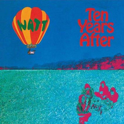 VINYLO.SK | TEN YEARS AFTER ♫ WATT (2017) [CD] 5060516091133