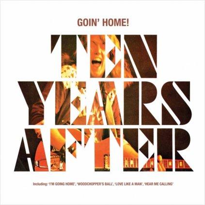 VINYLO.SK | TEN YEARS AFTER ♫ GOIN' HOME! [CD] 5060516091447