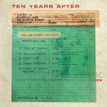 VINYLO.SK   TEN YEARS AFTER ♫ THE CAP FERRAT SESSIONS / RSD [LP] 5060516092314