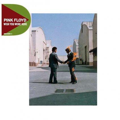 VINYLO.SK | PINK FLOYD ♫ WISH YOU WERE HERE [CD] 5099902894522