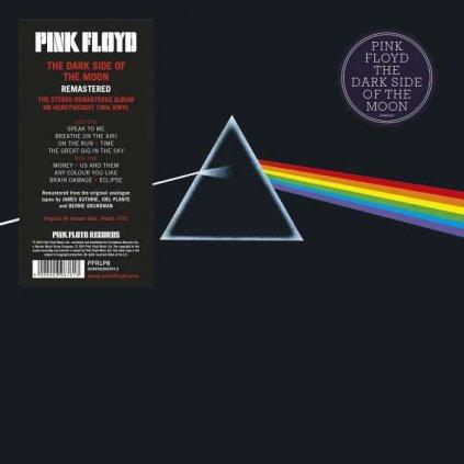 VINYLO.SK | PINK FLOYD ♫ DARK SIDE OF THE MOON / Limited [LP] 5099902987613
