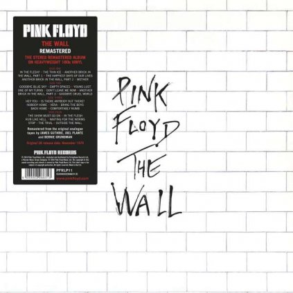 VINYLO.SK | PINK FLOYD ♫ THE WALL / Limited [2LP] 5099902988313