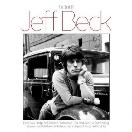VINYLO.SK | BECK, JEFF ♫ BEST OF [CD] 5099922725424