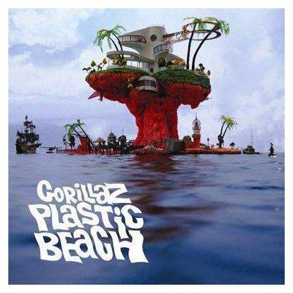 VINYLO.SK | GORILLAZ ♫ PLASTIC BEACH [2LP] 5099962616614