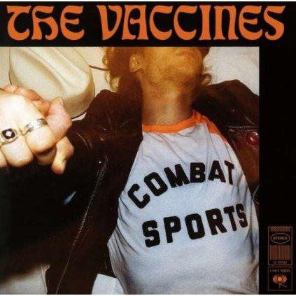 VINYLO.SK | VACCINES - COMBAT SPORTS [CD]