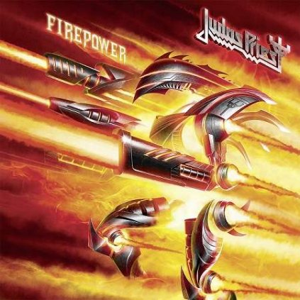 VINYLO.SK | JUDAS PRIEST - FIREPOWER [CD]