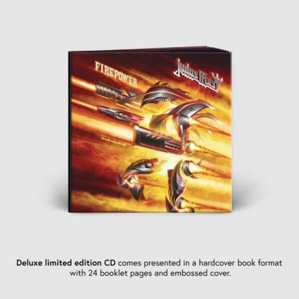 VINYLO.SK | JUDAS PRIEST - FIREPOWER / Deluxe [CD]