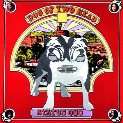 VINYLO.SK | STATUS QUO ♫ DOG OF TWO HEAD [CD] 5414939922657