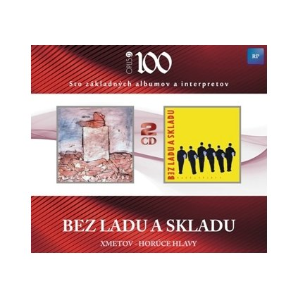 VINYLO.SK | BEZ LADU A SKLADU ♫ XMETOV – HORÚCE HLAVY [2CD] 8584019013326