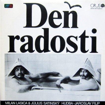 Lasica Milan / Satinský Július ♫ Deň Radosti [2CD]