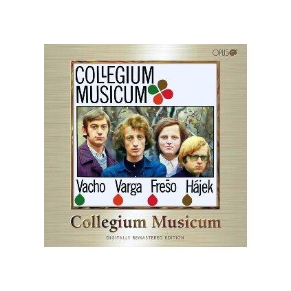VINYLO.SK   COLLEGIUM MUSICUM ♫ COLLEGIUM MUSICUM [CD] 8584019277124