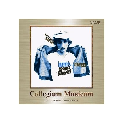 VINYLO.SK   COLLEGIUM MUSICUM ♫ KONVERGENCIE [2CD] 8584019277223