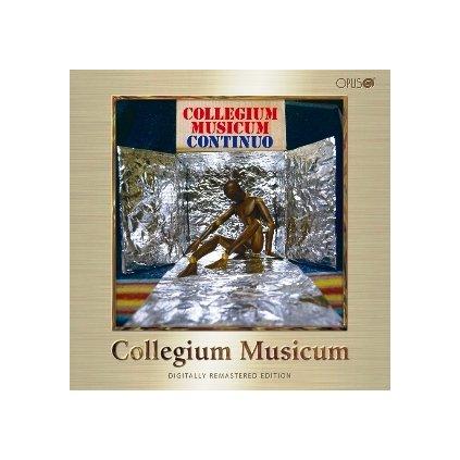VINYLO.SK   COLLEGIUM MUSICUM ♫ CONTINUO [CD] 8584019277520