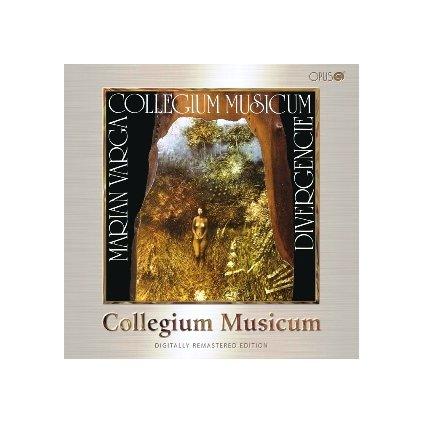 VINYLO.SK   COLLEGIUM MUSICUM ♫ DIVERGENCIE [2CD] 8584019277728