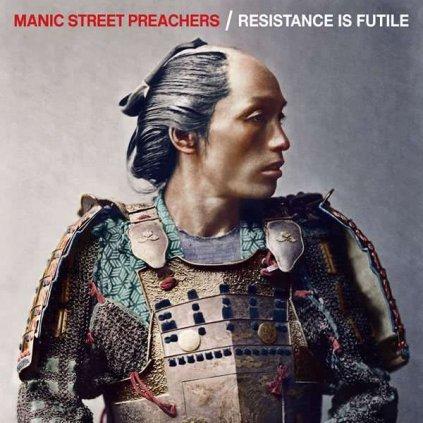 VINYLO.SK | MANIC STREET PREACHERS - RESISTANCE IS FUTILE [CD]