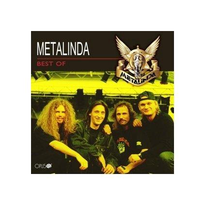 VINYLO.SK | METALINDA ♫ BEST OF [CD] 8584019282425