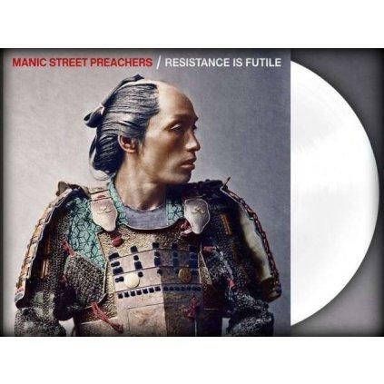 VINYLO.SK | MANIC STREET PREACHERS - RESISTANCE IS FUTILE / Colored [2LP]