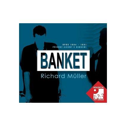 VINYLO.SK | BANKET / MÜLLER RICHARD ♫ OPUS 1984 - 1991 [3CD] 8584019287727
