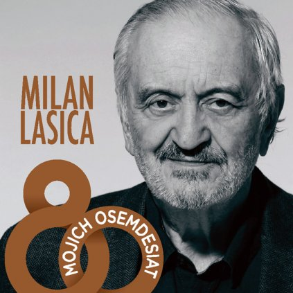 VINYLO.SK | LASICA MILAN ♫ MOJICH OSEMDESIAT [4CD] 8584019290123