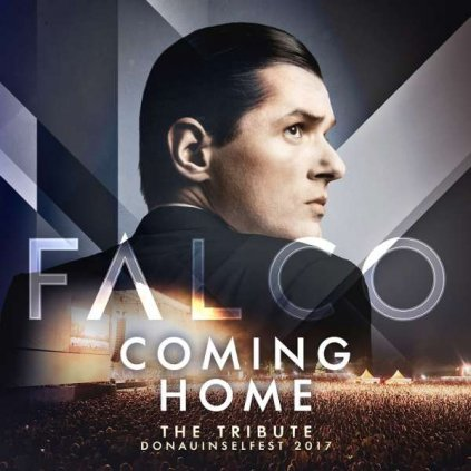 VINYLO.SK | FALCO - FALCO COMING HOME: THE TRIBUTE DONAUINS [CD]