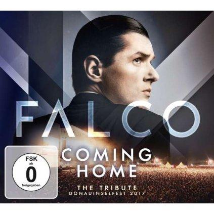 VINYLO.SK | FALCO - FALCO COMING HOME: THE TRIBUTE DONAUINS [2CD]