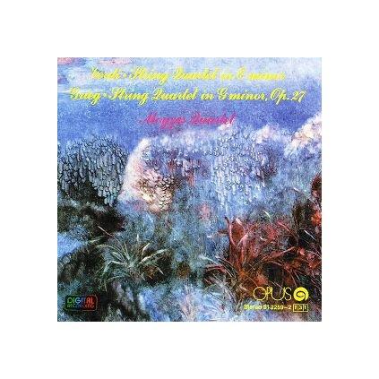 VINYLO.SK   Verdi / Grieg ♫ Sláčikové Kvarteto [CD] 8585003522596